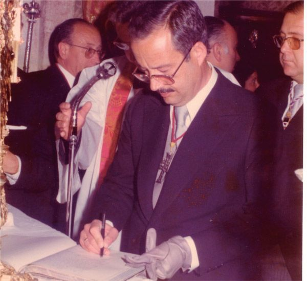 Juan Marín, Hermano Mayor.