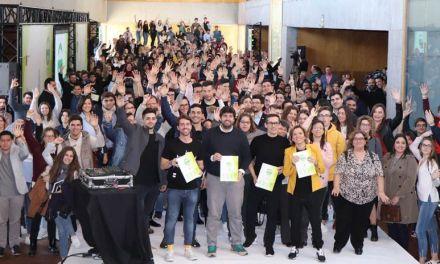 """López Miras resalta que el Plan de Juventud de la Región """"es el primero de España diseñado exclusivamente por jóvenes"""""""