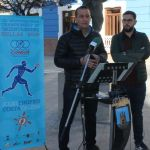 """""""En esta 31 edición se ha superado el récord de inscripciones, con 1700 corredores"""", Alfonso Manuel Guirado, concejal de Deportes"""