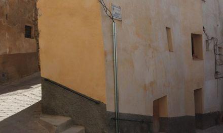 Comienza la rehabilitación de una vivienda social en la calle Regino Lorencio fruto del acuerdo entre PSOE y CxC