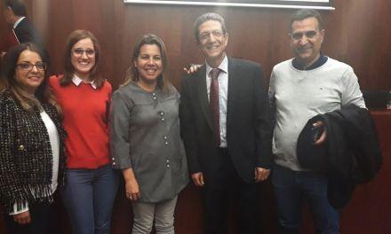 Los estudiantes de 4º de la ESO de Cehegín participarán en la I Olimpiada Constitucional de la Universidad de Murcia