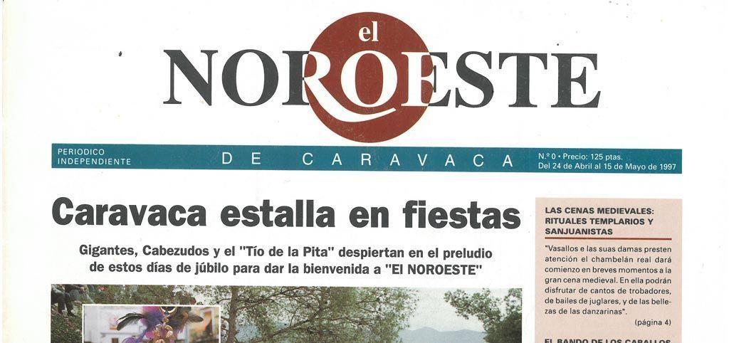 La prensa periódica en las comarcas del Noroeste y Río Mula