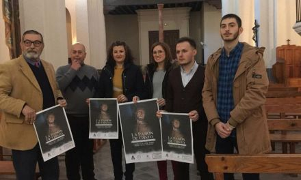 Vivir la Pasión de Cristo en Cehegín esta Semana Santa de la mano de Alhory Teatro