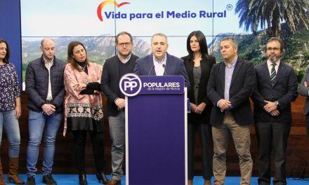 """El PP presenta la campaña 'Vida para el Medio Rural' para """"combatir el despoblamiento rural y mejorar la calidad de vida de los habitantes de estas zonas"""""""