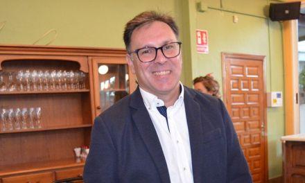 Francisco Pastor, pregonero del Carnaval de Mula