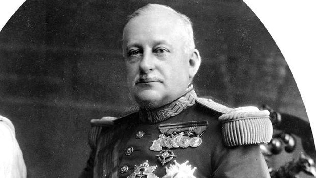 25 de enero de 1925: La lápida de Primo de Rivera
