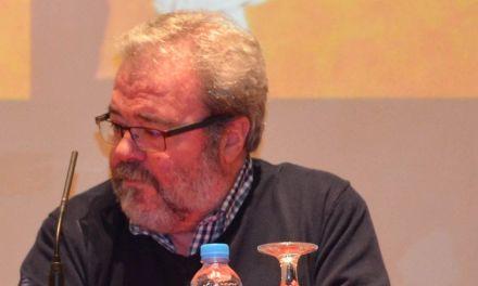 Homenaje a Paco Ros del Certamen Nacional de Cuentos de Mula