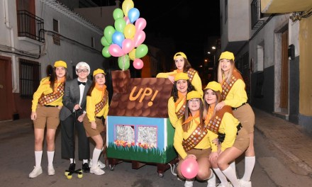 Crece el carnaval de Calasparra convirtiéndose en un referente en la comarca
