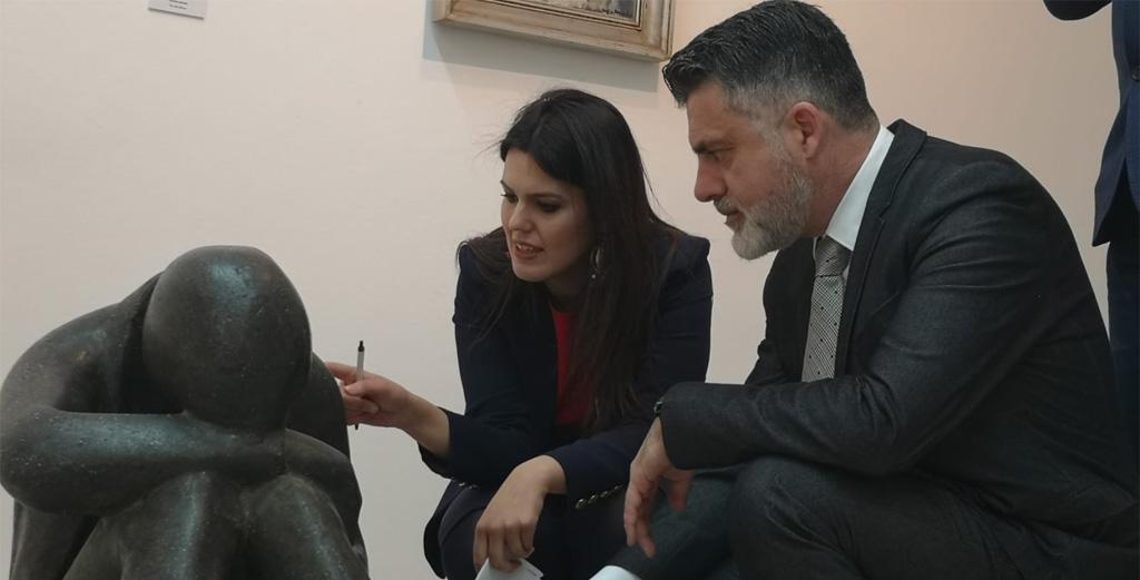 El Muram recuerda a las mujeres artistas de la Región de la primera mitad del siglo XX