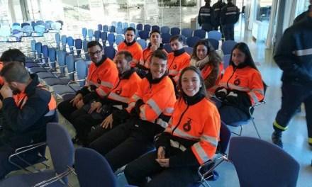 Reconocimiento en Albudeite a los Voluntarios de Protección Civil