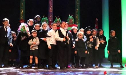 'Velatorio' ha ganado el V Concurso Infantil de Mascarón