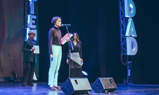María Caparrós, una de las protagonistas de la gala Creadoras