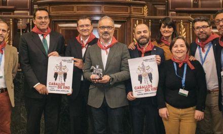 La Comisión de Cultura del Congreso apoya la candidatura de los Caballos del Vino a Patrimonio de la Humanidad