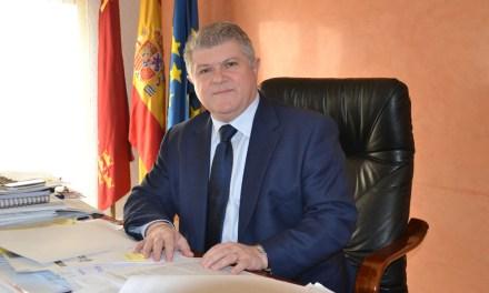 """«Confío en seguir viendo felices a los ciudadanos cuando se les soluciona un problema que tenían enquistado"""", José Vélez, alcalde de Calasparra"""