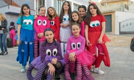La Copa celebra Carnaval con una fiesta amenizada por Anímame