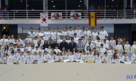 Formando jóvenes taekwondistas en Moratalla y en Cehegín