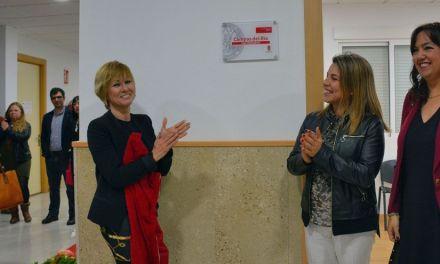 Campos del Río inaugura su sede permanente de la Universidad de Murcia