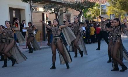 El Carnaval de Campos del Río vuelve a superar todas las expectativas con la participación de más de 200 personas