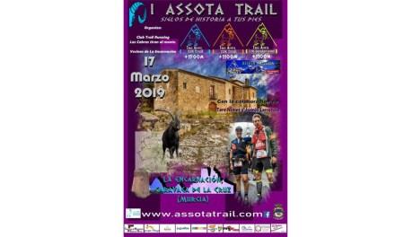 La 'Assota Trail' reúne este domingo a 900 corredores en la pedanía caravaqueña de La Encarnación