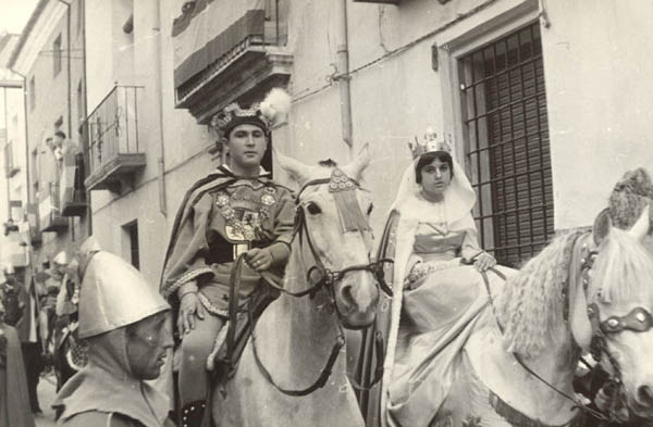Mari Sol Zamora García fue reina tres años