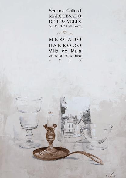 Semana cultural Mercado Barroco 2019 Mula