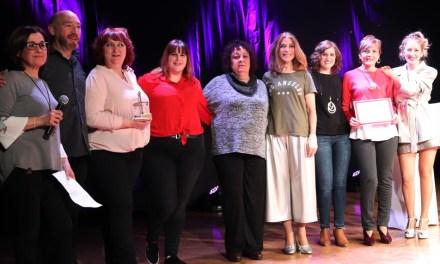 La compañía Matícate gana el premio al 'Mejor Espectáculo' del XVI Certamen de Teatro Aficionado Ciudad de Cehegín