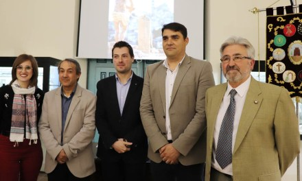 La Junta Central de Cofradías de Cehegín presenta la revista de la Semana Santa 2019
