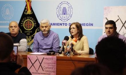 El Certamen de Cornetas y Tambores pasa a denominarse 'Memorial Diego Fernández Llorente' en su vigésima edición