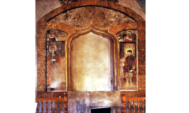 La Ermita del Santo en Caravaca