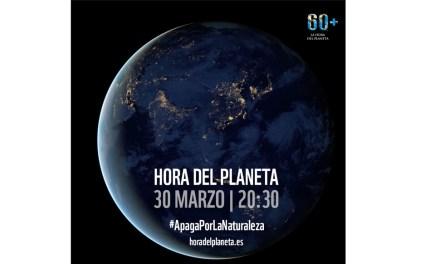El Ayuntamiento de Caravaca se suma a 'La Hora del Planeta' para llamar la atención sobre el cambio climático