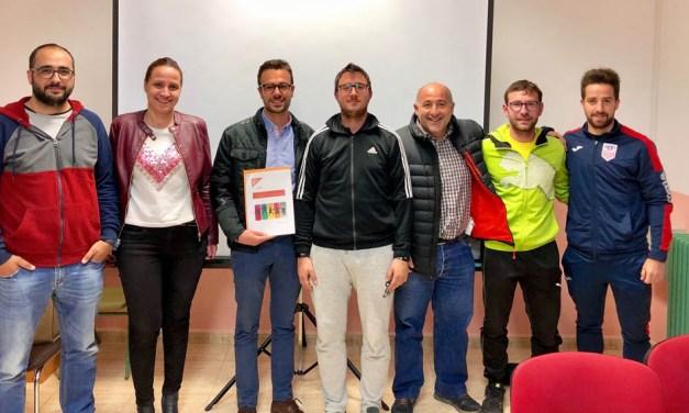 Ciudadanos presenta un Plan Estratégico del Deporte a las asociaciones de Bullas