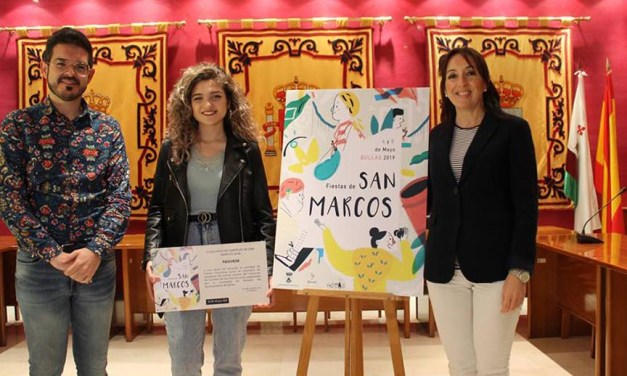 «La convivencia entre vecinos en todos los actos es uno de los factores más destacados de San Marcos», Antonio José Espín, concejal de Festejos de Bullas
