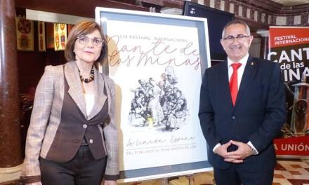 """La Unión dispone sus mejores galas para """"El Festival Internacional del Cante de las Minas"""""""