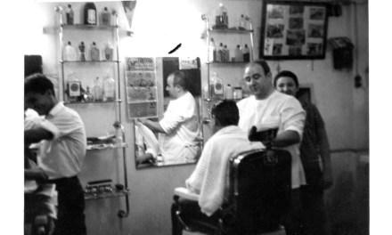 La barbería de Pimporrio