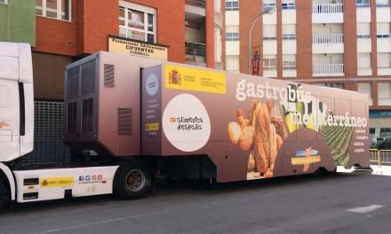 La campaña 'Cultura Mediterránea' se desplaza a Caravaca para promocionar los beneficios de una dieta saludable