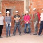En marcha en Cehegín el nuevo Programa Mixto de Empleo y Formación 'Rehabilitación de la Plaza de Abastos', en el que 15 personas mejorarán su empleabilidad durante un año