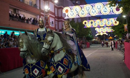 Rubén y Carolain, un último deber como Reyes de Castilla
