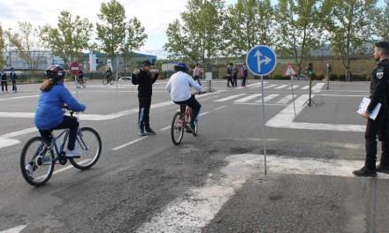 La Policía Local de Bullas imparte educación vial en los centros educativos