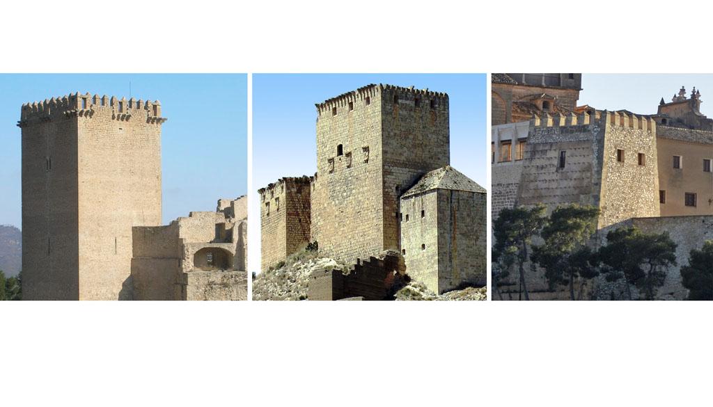 Arquitectura defensiva: transformación y evolución de los castillos