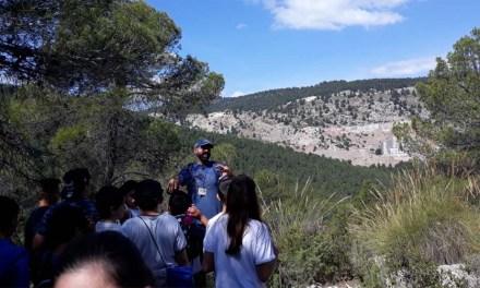 Los escolares concluyen el programa 'Cehegín y su Entorno' conociendo la naturaleza del Municipio
