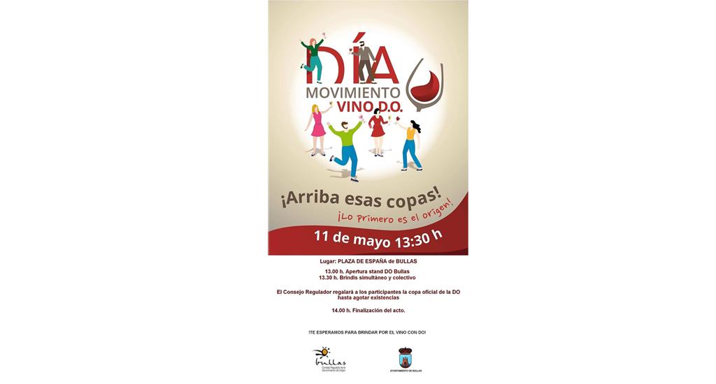 La D.O. de Bullas participa en la 3º edición del Día Movimiento D.O. y lo celebra en la localidad que le da nombre