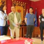 Visita del Colegio de Ingenieros Técnicos de Obras Públicas e Ingenieros Civiles de la Región de Murcia a Bullas