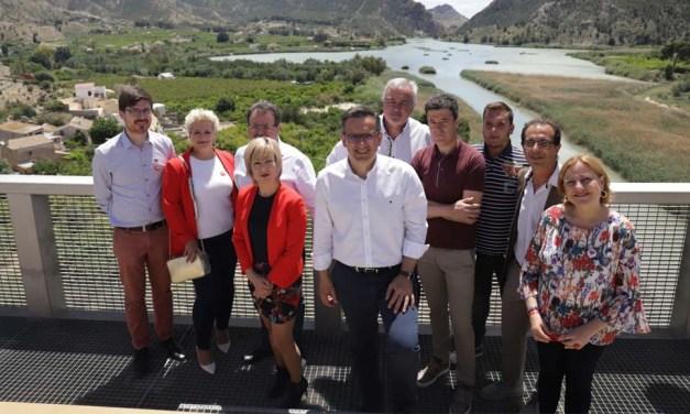 """Diego Conesa: """"Potenciaremos las políticas públicas sanitarias, educativas y sociales para mejorar la vida en las zonas afectadas por la despoblación"""""""