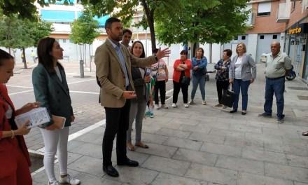 El PP apuesta por revitalizar los barrios de Caravaca con más limpieza, mantenimiento e iniciativas para responder a las necesidades de vecinos y comerciantes