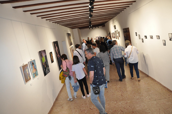 Exposición Icon Talents