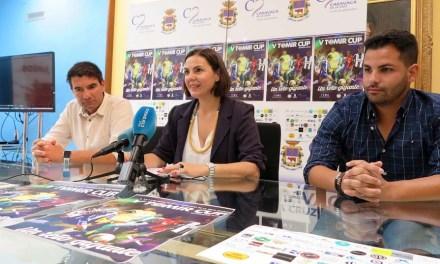 Tomir Cup reunirá en Caravaca a 500 jugadores y monitores de 24 equipos alevines