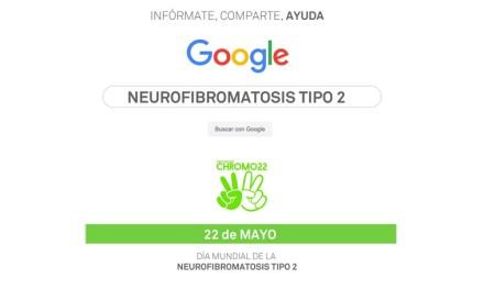 Hoy se celebra el Día Mundial de la Neurofibromatosis Tipo 2
