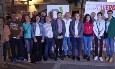 Cristina López presenta en el Jardín de la Memoria su candidatura a Alcaldesa de Bullas