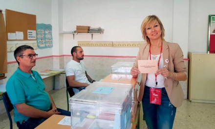 El PSOE logra la mayoría absoluta en Campos del Río