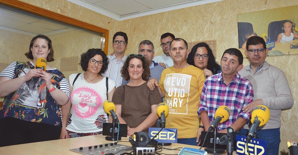 Usuarios de Intedis ponen en marcha la emisora de radio 'Radio Palique'